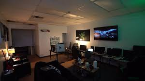 the ultimate gaming setup office 2 0 tour youtube