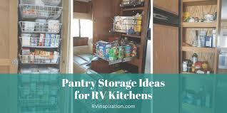 rv kitchen cabinet storage ideas rv cabinet organizers page 1 line 17qq