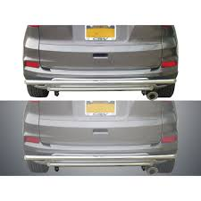 nissan murano rear bumper protector 07 11 honda crv rear bumper guard double layer s s