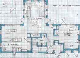 House Plans Single Level by Bungalow Floor Plans Sqft Wing Shaped Single Level Loghome