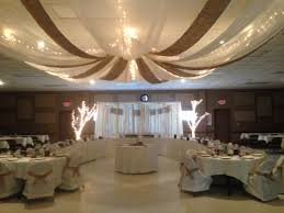 burlap wedding decor burlap and lace country wedding decorations plowing through