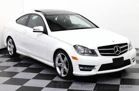 used mercedes coupe 2014 used mercedes c class certified c350 4matic sport awd