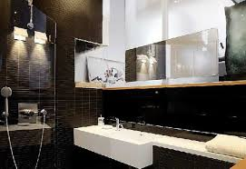 wonderful modern bathroom with black and white mosaic floor and black ceramic kitchen floor tiles cleaning ceramic tile floors