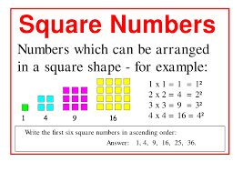 Estimating Square Roots Worksheet Is 9 A Square Number Boxfirepress