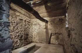 naturstein badezimmer badezimmer interior mit naturstein und betonboden umbau casa d