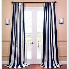 Blue And Striped Curtains Navy Striped Curtains Navy Blue And White Striped Curtains Fresh