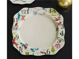 rosanna the 12 days of dinner plates