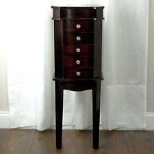 jewelry armoire chest ebay