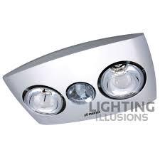 3 In 1 Bathroom Light by 3 In 1 Bathroom Light Ixl 3 In 1 Mirage Bathroom Heater Bunnings
