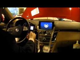 cadillac cts bluetooth 2011 cadillac cts bluetooth how to connect a bluetooth to a