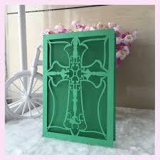 2016 new arrival religious flavor holy cross wedding