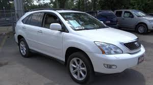 certified used lexus rx 350 used 2009 lexus rx 350 chicago il western ave nissan