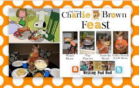 charlie brown thanksgiving dinner menu 1000 images about charlie brown thanksgiving party on pinterest