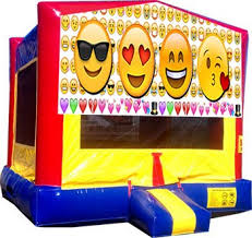 house emoji emoji bounce house bounce houses for kids bounce houses st