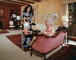 Sofa Frank Zappa 10 Iconic Rock Stars Straight Chillin U0027 With Their Parents