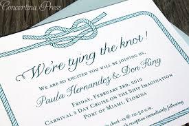 exles of wedding invitations cruise wedding invitation wording exles wedding invitation ideas