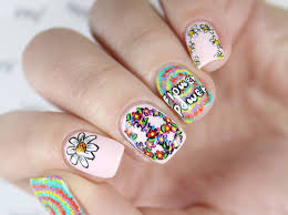hippie nails google search nails pinterest make up hippie