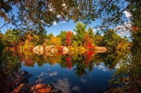 england fall foliage yankee holidays