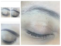 How To Do Eyebrow Eyebrow Tutorial 2016 How To Mask Your Eyebrows When Growing Them