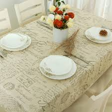 cocktail table linens size home table decoration