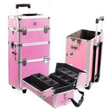 Hair And Makeup Storage Rolling Makeup Case On Amazon Com Want Want Want