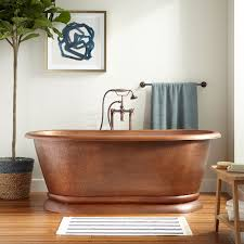 4ft Bathtubs Copper Tubs Freestanding U0026 Clawfoot Signature Hardware