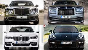 the 10 best of 2016 top 10 best luxury sedan cars 2016