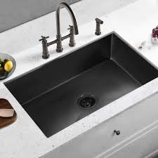 what size undermount sink for 33 inch base cabinet alwen 33 x 21 x 10 undermount kitchen sink 16 stainless steel single bowl kitchen sink gunmetal black nano surface modern luxury sink
