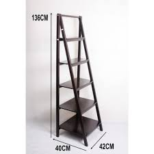 Leaning Ladder Bookcases by Bathroom Ladder Shelf Canada Full Size Of Bathroom Ladder Shelf