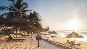 victoria phan thiet resort has just completed a new charming beach