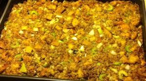 Pepperidge Farm Dressing Recipes Thanksgiving Sausage Oyster Dressing Recipe Allrecipes Com