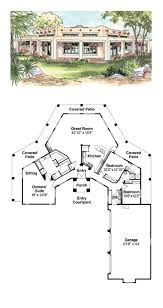 cool garage plans 17 best adobe home plans images on pinterest cool house plans