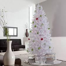 small white christmas tree home christmas decoration christmas decoration ideas for white