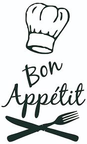 Toc De Cuisine - stickers déco cuisine bon appé toque chef deco cuisine
