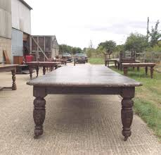 antique furniture warehouse large antique oak dining table