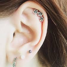 earring helix best 25 helix earrings ideas on helix piercing ring