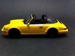porsche 914 yellow porsche 964 targa 1991 yellow 1 43 minichamps 400061367 selection rs