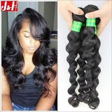 hair weaves for thinning hair 16 best loose wave hair extensions top quality images on pinterest
