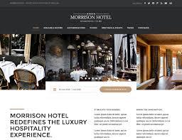 40 Best Hotel Wordpress Themes 2018 Athemes