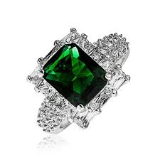 cheap deco emerald ring find deco emerald ring deals on line at