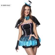 online get cheap halloween costumes for women magician aliexpress