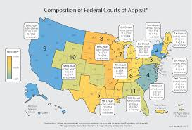 federal circuit court map federal circuit map my