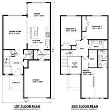 two story floor plan best 25 two storey house plans ideas on 2 storey