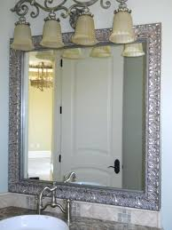 Creative Ideas Decorative Bathroom Mirrors Good For Bathroom Ideas