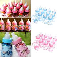 Baby Shower Bottle Favors Mexican Party Favors Wedding 12pcs Baby Candy Box Bottle Baby