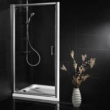 Pivot Shower Door 900mm Aqua I6 Pivot Shower Door 900mm X 1850mm High