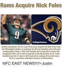 Nick Foles Meme - 4 nick foles jerseys mike