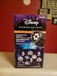 disney skellington nightmare before led light