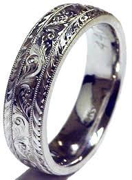 wedding bands for him engraved wedding bands for him mens engraved wedding bands