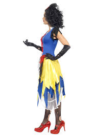 Evil Dorothy Halloween Costume Snow Fright Zombie Costume